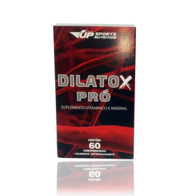 Dilatox Pró 60 Comprimidos Up Sports Nutrition