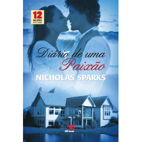 Livro Diario De Uma Paixão - Nicholas Sparks