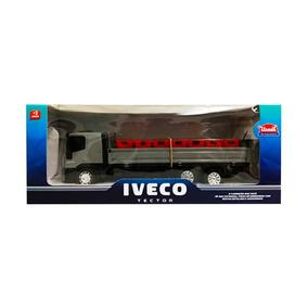 Juguete Para Niño Camion Iveco Reparto Usual Brinquedos