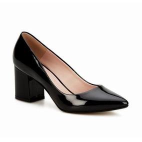 Zapato Andrea Negro Charol Talla 7 Tacon Wetch Chico 5 Cm - Zapatos ... a9209fb24cb6