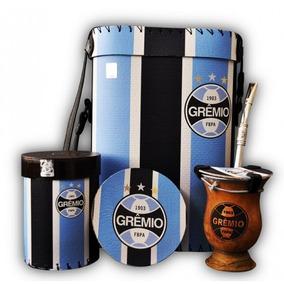 Kit Chimarrão Do Grêmio 1 Litro