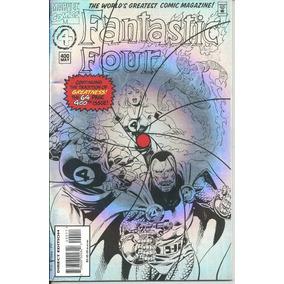 Fantastic Four Nº 400 (original Edición Original)