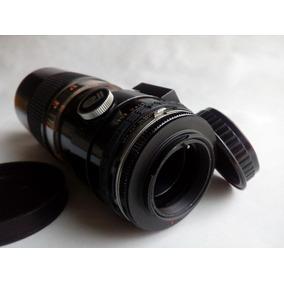 Lente Para Nikon Tele 200mm F: 3.5 Analogo M/automatico