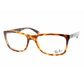 Armação Para Óculos De Grau Ray Ban Rb 7027l Retrô Masculina ... 8911fe79b9