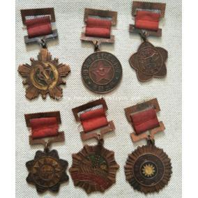 Antiga Medalha Guerra China Inicio Dinastia Qing Mundiibr G2