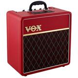 Amplificador Vox Ac4c1 Red Celestion G12 10 Sonido Tubos