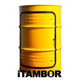 Tambor Decorativo Bar - Receba Em Santa Bárbara D`oeste