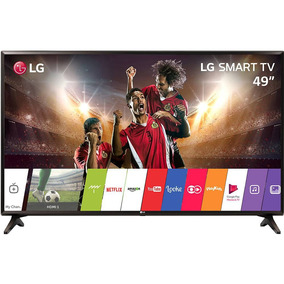 Smart Tv Lg Pro 49´ Led Full Hd Webos 3.5 Surround Plus