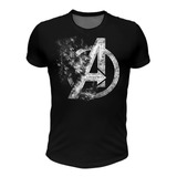 Remera Avengers Endgame (no Achica Y No Decolora) Full Print
