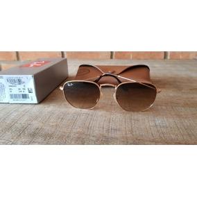 Oculos Hexagonal Marron - Óculos De Sol no Mercado Livre Brasil 4446d4b968
