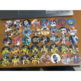 Tazos Caballeros Del Zodiaco (colección Completa)