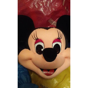 63306298fb8ff Alquilo Vend Disfraz Cabezón Mickey Paw Mask Araña Personaj