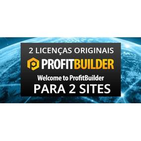 Profitbuilder Plugin + Tema (2)licenças Originais