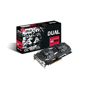 Tarjeta De Video Asus Dual Rx 580 8gb
