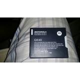 Motorola C Gk40 Flex, Carcaza