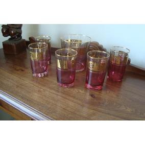 802b93ea540 Copos De Cristal Para Caipirinha - Antiguidades no Mercado Livre Brasil