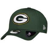 ad82ff89afbc5 Boné New Era Nfl Green Bay Packers 3930 Verde