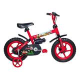 Bicicleta Jack Aro 12 Verden Infantil