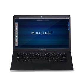 Notebook Legacy Intel 14 Pol. Full Hd Linux Multilaser Pc210