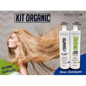 Progressiva Organica Troia Hair