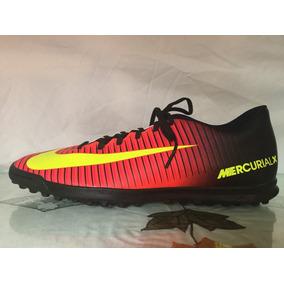 Nike Mercurial - Tacos y Tenis Nike Negro de Fútbol en Mercado Libre ... ed27100c7adac