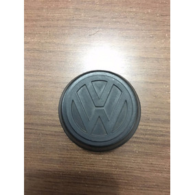 Calota Original Vw Volkswagen Gol G2 Bola Preta Roda Ferro