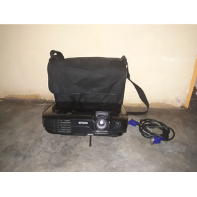 Video Beam Proyector Lcd Power Lite S10+. Usado