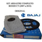 Kit Arrastre Boxer Ct Original (2007) ( Envio Gratis)