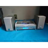 Jvc Microcomponente No Sony Kenwood Yamaha Aiwa Con Detalle