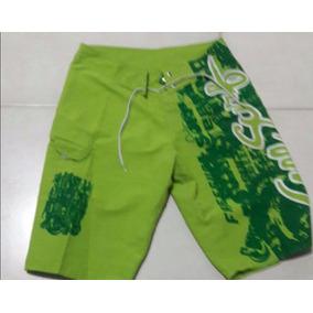 Bermuda Lastani - Bermudas Masculinas Verde no Mercado Livre Brasil eeda06567c6