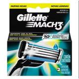 Repuesto Gillette Mach 3 X10 Oferta