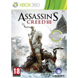 Cd Original Assassins Creed 3 Xbox 360 San Borja
