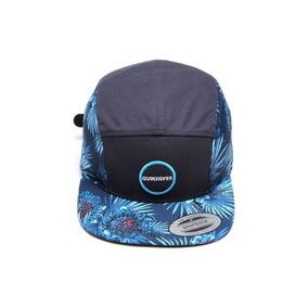 Boné Quiksilver Snapback 5pannel Blue Dream - Marinho - Únic 0236a13f8cc