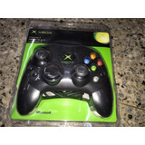 Control Para Xbox Negro Clasico Nuevo Original