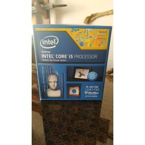 Procesador I5 4670k 3.2ghz Oc A 4.4ghz Socket 1150