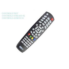 Controle Remoto Dtvinet/stream/x1 Proview Pronta Entrega