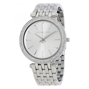 ad0856db0c8b5 Relogio Michael Kors Feminino Prata 3190 - Relógios De Pulso no ...