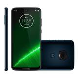 Moto G7 Plus Dual 64gb 4gb Ram Tela 6,3 Dual Cam 16mp + 5mp