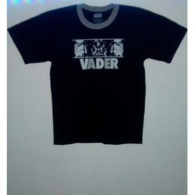 Playera Estampada De (star Wars, Vader)