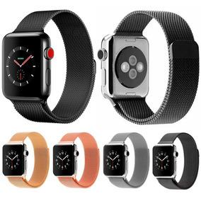 Pulseira Milanese Metal Relogio Apple Watch Series 1 2 3 4