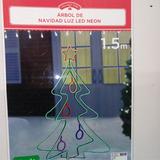 Arbol De Navidad Luz Led Neon 1.5mt
