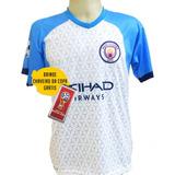 0aabdcf14a Camisa Manchester City Azul Escuro - Camisas de Times de Futebol no ...