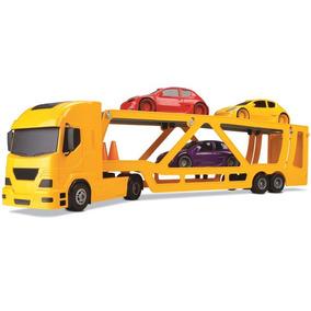 Caminhão Silmar Pollux Cegonha 6600