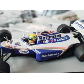 Ayrton Senna - Williams 1994 - 1:43 - Customizada Rothmans