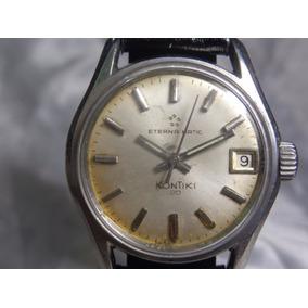 1cb511faec9 Relogio Eterna Matic Seven Day - Relógios no Mercado Livre Brasil