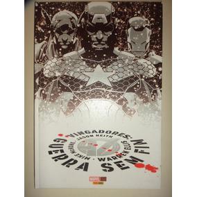 Vingadores Guerra Sem Fim Capa Dura Panini 2013 Excelente