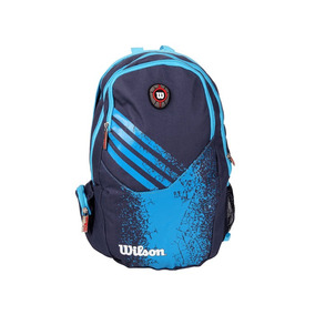 Mochila Esportiva Azul Wilson - Wtix12224b