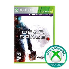 Dead Space 3 Mídia Física - Xbox 360 E Xbox One
