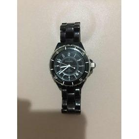 e0e3438b29a Relógio Chanel Z.g.58096 - Relógios De Pulso no Mercado Livre Brasil