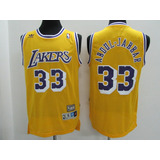 Jersey Basketball Los Angeles Lakers Kareem Abdul-jabbar